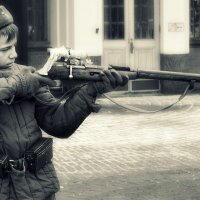 Снайпер :: Александр