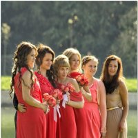 Подружки невесты :: OKCAHA Валова