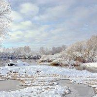 Цвет  зимы! :: Валера39 Василевский.