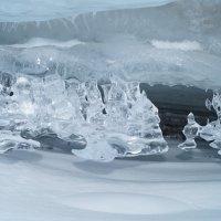 Ледяные замки :: Кристина Воробьева