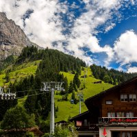 The Alps 2014 Switzerland Kandersteg 32 :: Arturs Ancans