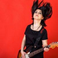 rock girl :: Павел Беляев