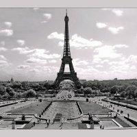 Эйфелева башня, Марсово поле, Трокадеро. :: Тамара Бучарская