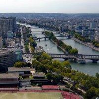 38 мостовСены объединяющих 2 части Парижа... :: Тамара Бучарская