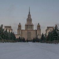 Московский университет :: Алексей -