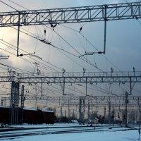 Железная дорога-36 :: Фотогруппа Весна.