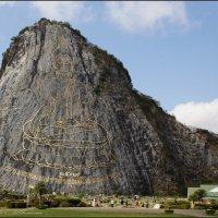 Будда на скале :: Наталия Григорьева