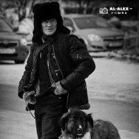 Прогулка :: Алексей Обухов