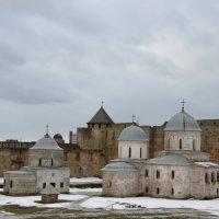 Ивангородская крепость :: Татьяна Васильева