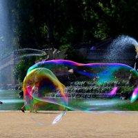 Мыльные пузыри :: Таня Фиалка