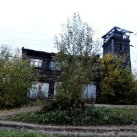 Суксун.Пожарное депо. :: petyxov петухов