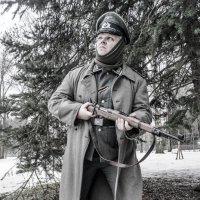 Отступающий немец :: Dima Rann