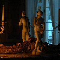 Венера при свечах :: Николай Танаев