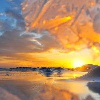 лед и пламя :: Николай Бабий