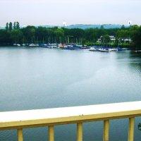 Озеро в Германии :: Владимир Ростовский