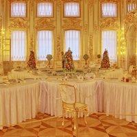 Большая столовая. :: Ирина Нафаня