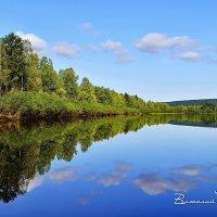 """""""Глядят в озера синие...""""  Колыма 23 :: Виталий Половинко"""