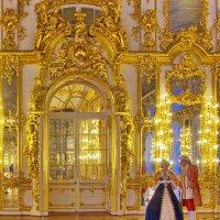 В Тронном зале. :: Ирина Нафаня