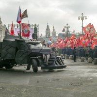 На запасном пути :: Алексей Окунеев