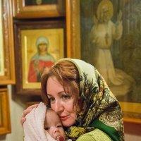 Крестная мама :: Ольга Федорова