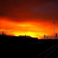 Станция Печора :: Aleksandr Grynn