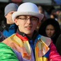 Я тоже красавец хоть куда-а :: Олег Лукьянов