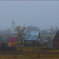 ТУМАННЫЙ ПЕЙЗАЖ :: Валерий Викторович РОГАНОВ-АРЫССКИЙ