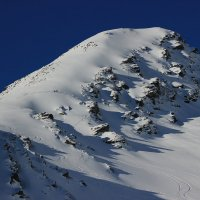 Лыжники на Чегете :: Олег Петрушин