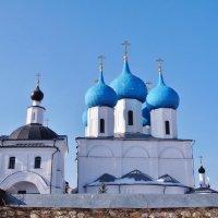 Голубые купола :: Светлана Лысенко