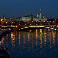 Москва :: Irina Gorbovskaya