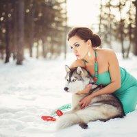 Катя и Лэнса :: Яна Kostromina