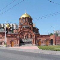 Православный храм :: Михаил Андреев