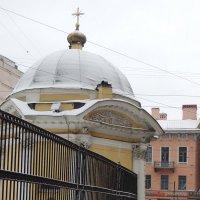 Собор Владимирской иконы Божией Матери * :: Евгения Чередниченко