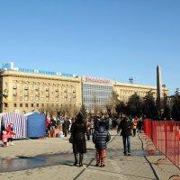 Площадь павших борцов :: Владимир Юдин