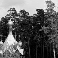 Храм Николая Чудотворца Мирликийского. :: Валерия  Полещикова