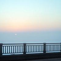 утро туманное :: Андрей ЕВСЕЕВ
