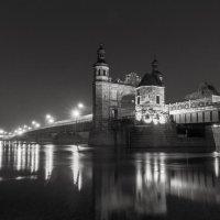 Пограничный мост :: Игорь Вишняков