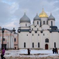 Софийский собор Новгород :: Валентина Папилова