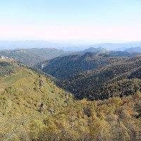 Даль, в горах, в сентябре :: Сергей Анатольевич