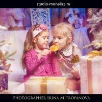 Дружба.... :: Ирина Митрофанова студия Мона Лиза