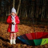 бука с зонтиком ) :: Мария Корнилова