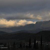 Облака :: Надежда Халимончук