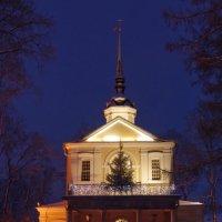 Знаменская церковь в городе Пушкин. :: Ирина Нафаня