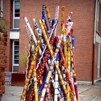 Памятник карандашам :: Alexander