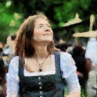 Я вся вовне и вся внутри одновременно :: Ирина Данилова