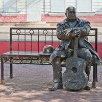 Тверь. Памятник Михаилу Кругу :: Алексей Шаповалов Стерх