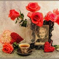 Любовь в наших сердцах! :: Милена )))