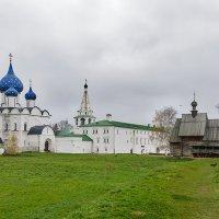суздальский кремль :: Galina