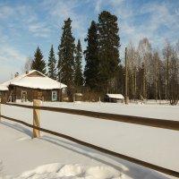 Конец зимы :: Валентин Котляров