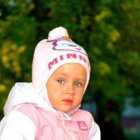внучка Лиза :: Анатолий